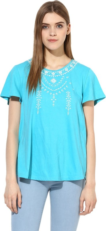 a77331e443177b Sbuys Women Tops   T-Shirts Price List in India 10 April 2019 ...