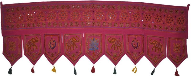 Lal Haveli Rajasthani Culture Represent Hanging Toran(Cotton)