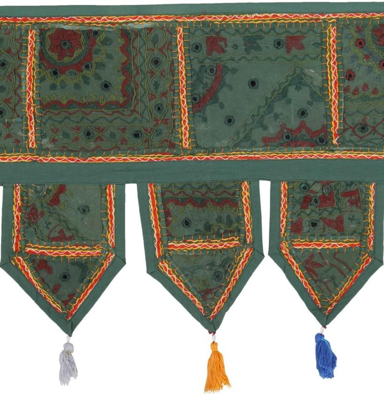 Rajrang Floral Toran/Door Hanging Toran(Cotton)