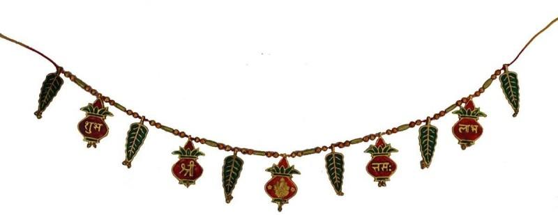 Utsav Handicraft Kalash Bandanwar Toran(Metal)