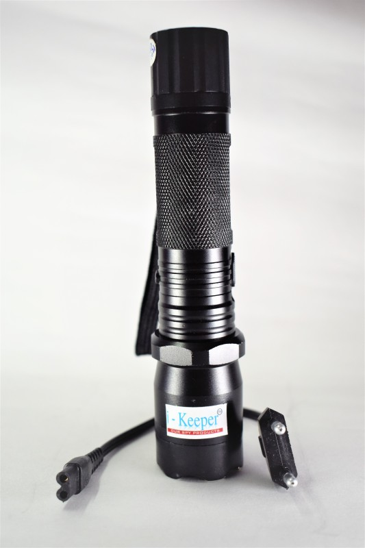 i-Keeper Current-1 Torch(Black : Rechargeable)