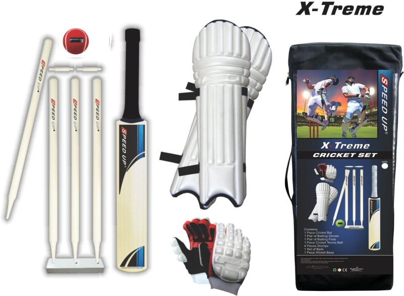 Speed Up Size 6 X-Treme Combo Cricket Kit(Bat Size: 6 (Age Group 11 - 13 Years))