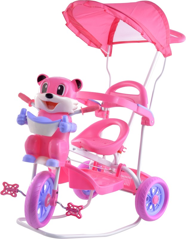 Love Baby Kitty DLX Trike Tricycle(Pink)