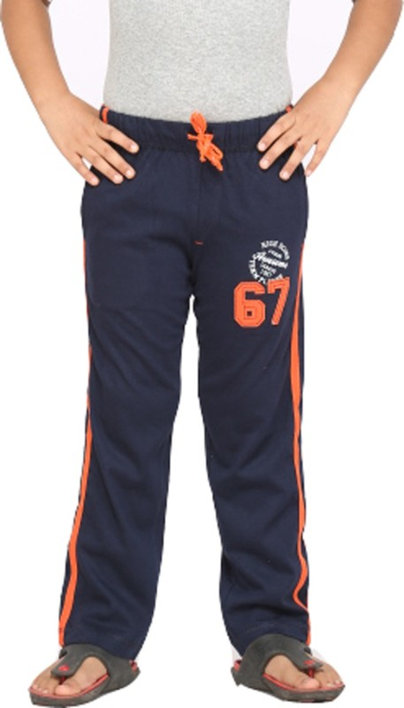 Greenwich Track Pant For Boys(Blue)