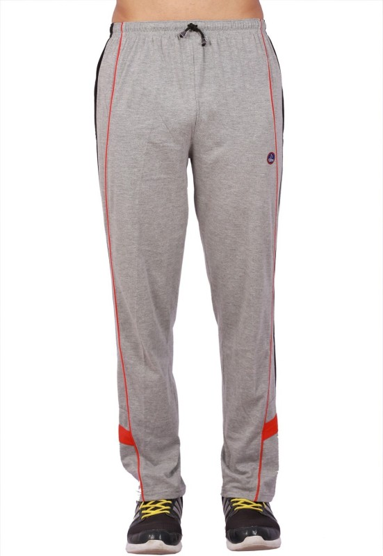 Vimal Jonney Ultra Striped Men's Silver Track Pants