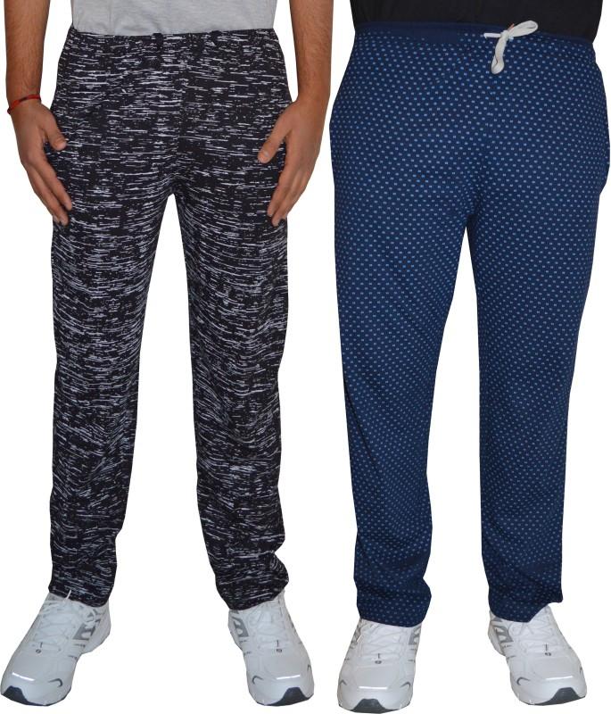 Shaun Printed Men's Multicolor Track Pants