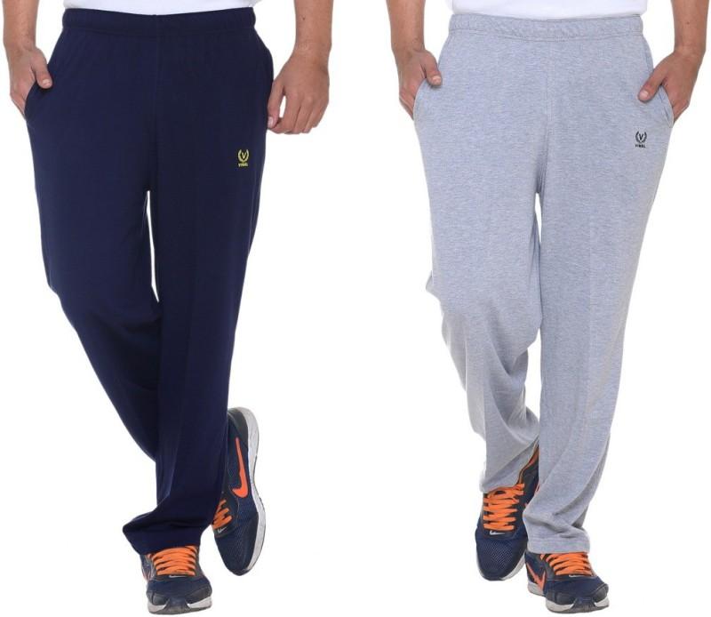 Vimal Solid Men's Multicolor Track Pants