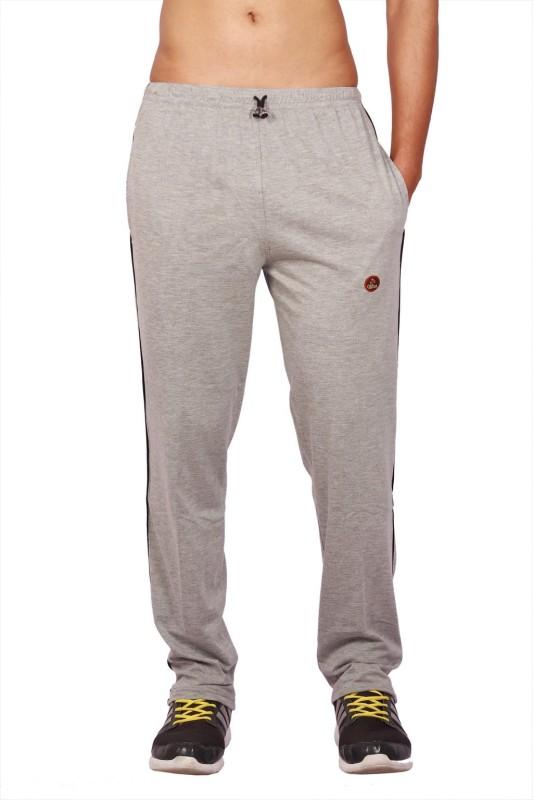 Vimal Jonney Ultra Varsity Men Silver Track Pants