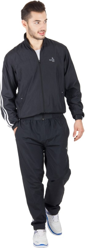 Good Luck U.S.A Solid Men's Track Suit