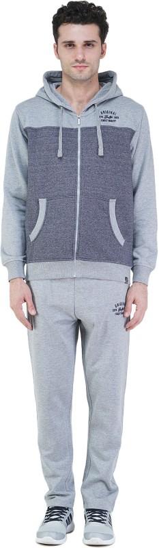 Griffel Self Design Men's Track Suit