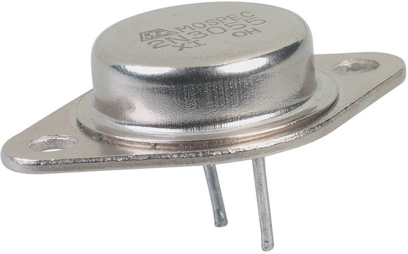 SCANWORLD 2N3055 NPN Transistor(Number of Transistors 5)