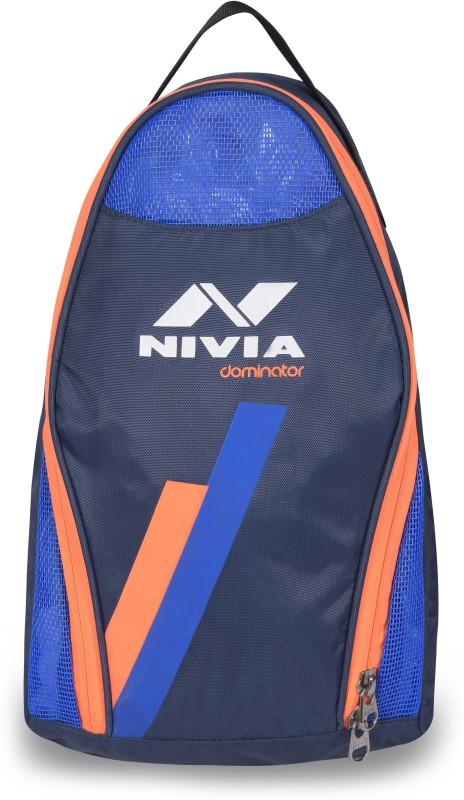 Nivia Dominator Shoe Pouch(Multicolor, Kit Bag)