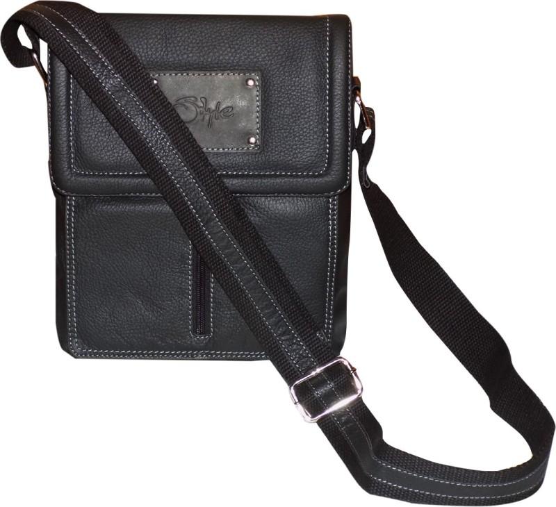 Kan Black Sling Bag