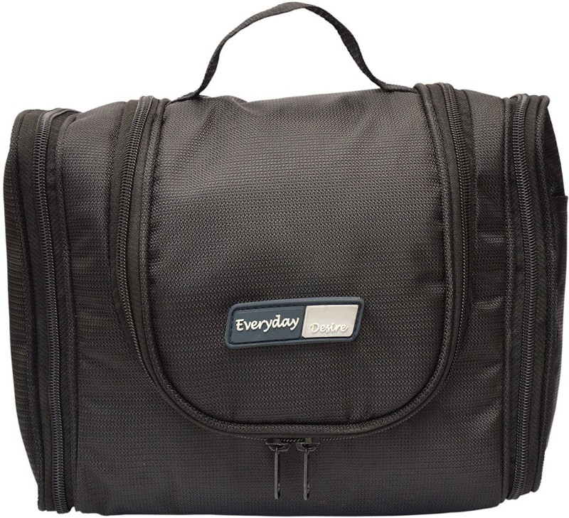Everyday Desire Travel Kit Travel Toiletry Kit(Black)