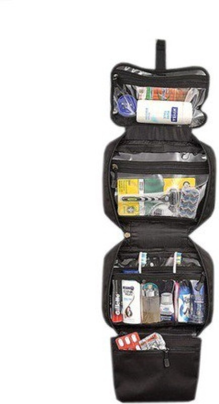 Disney Four Layer Travel Toiletry Kit(Black)