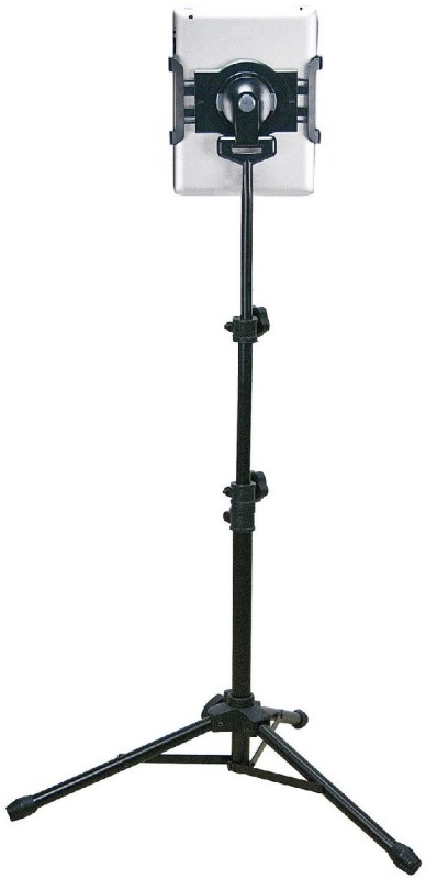 Riddhi Siddhi TRIPOD STAND(Black, Supports Up to 2500 g)