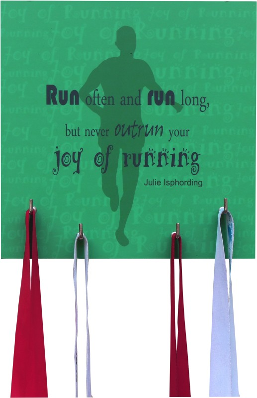 Runwynd Joy of Running Men Medal Hanger Medal(M)