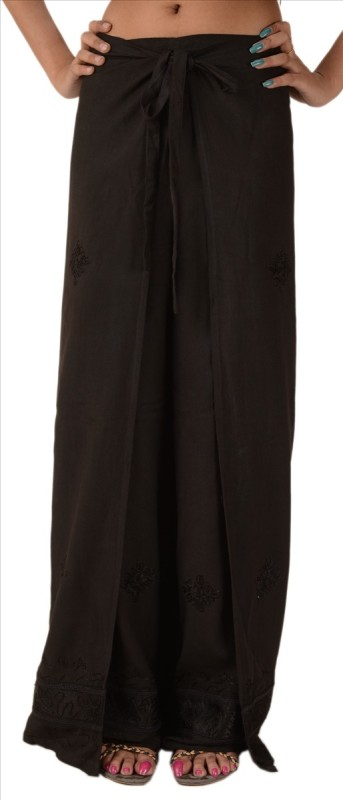 Skirts & Scarves Solid Viscose Womens Harem Pants