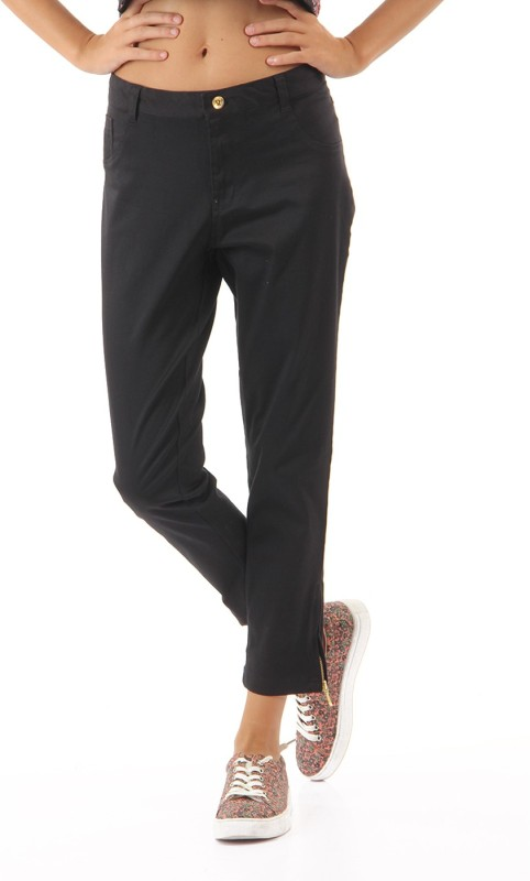Pepe Jeans Skinny Fit Womens Black Trousers