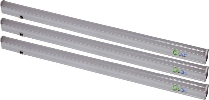 Geospec T5 Batton Type 9W- 2Feet LED Tube Light Straight Linear LED Tube Light(White, Pack of 3)