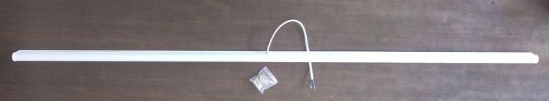 Prerak Straight Linear LED Tube Light(White, Pack of 2)