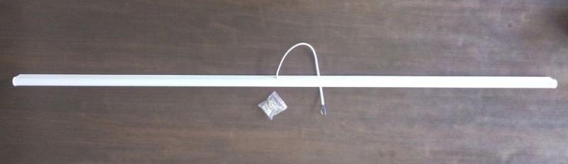 Happy Power Straight Linear LED Tube Light(White, Pack of 10)