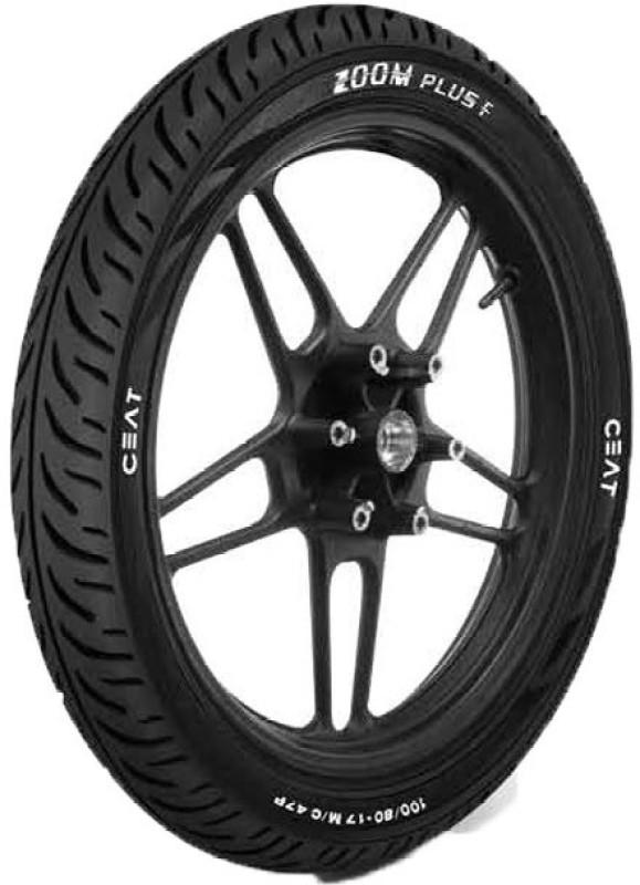 CEAT Zoom Plus 110/90-18 Rear Tyre(Dual Sport, Tube)