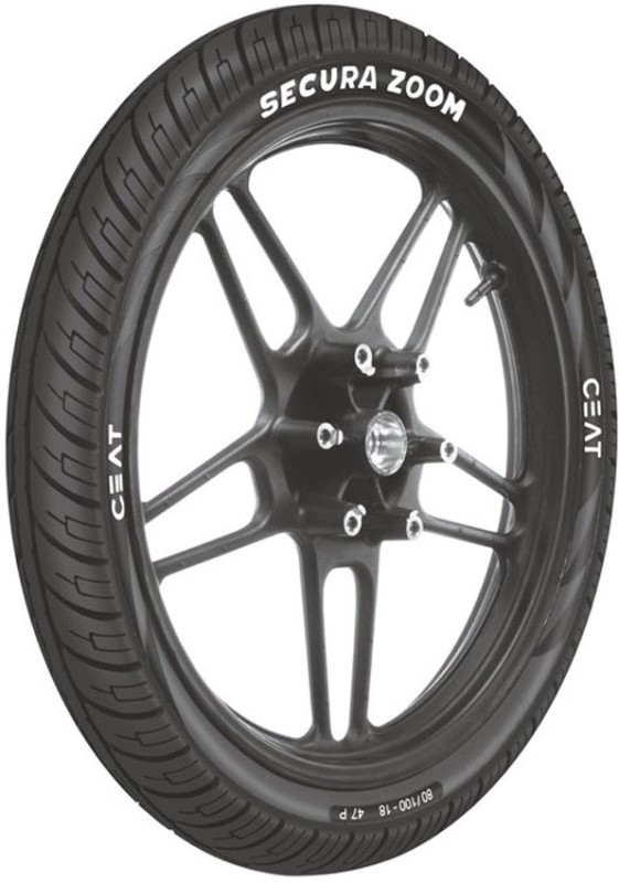 CEAT 2.75-18 Secura Zoom 2.75-18 Front Tyre(Dual Sport, Tube)