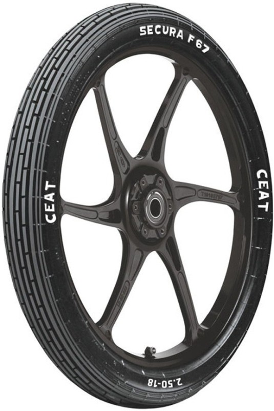 CEAT F67 3.25-19 Front Tyre(Dual Sport, Tube)