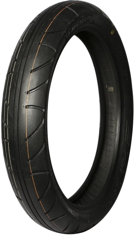 Michelin 52P 100/80-17 Front Tyre(Dual Sport, Tube Less)