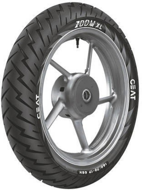 CEAT Zoom XL 110/80-17 Rear Tyre(Dual Sport, Tube Less)