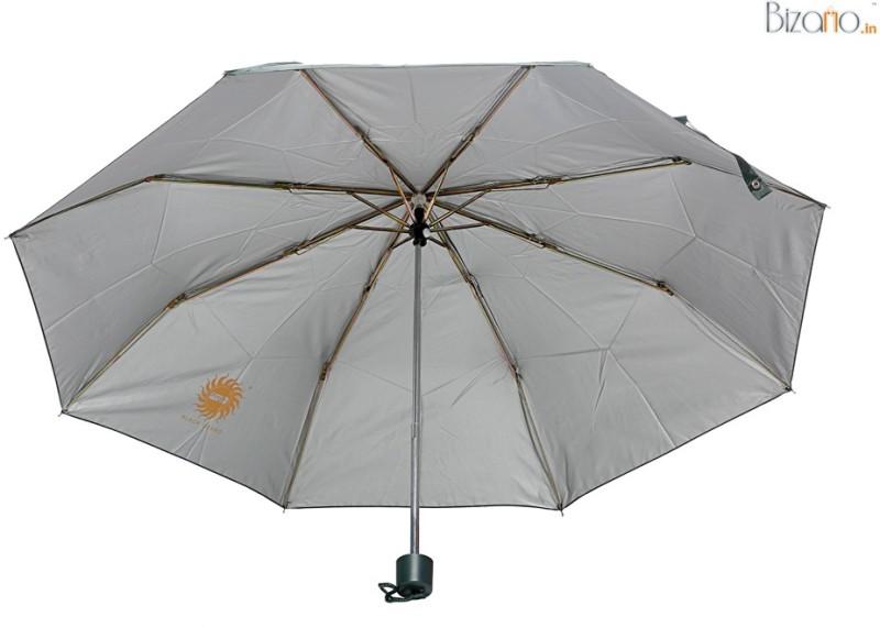 Bizarro.in BIU-1132470-PK-FDG Umbrella(Green)
