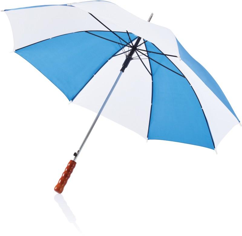 XD Design Deluxe Umbrella(Blue, White)
