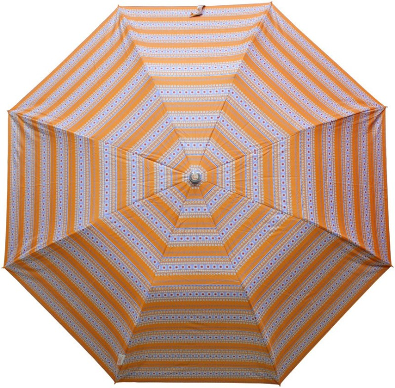 Fendo 2 Fold Auto Open Multi color 400125_D Umbrella(Multicolor)