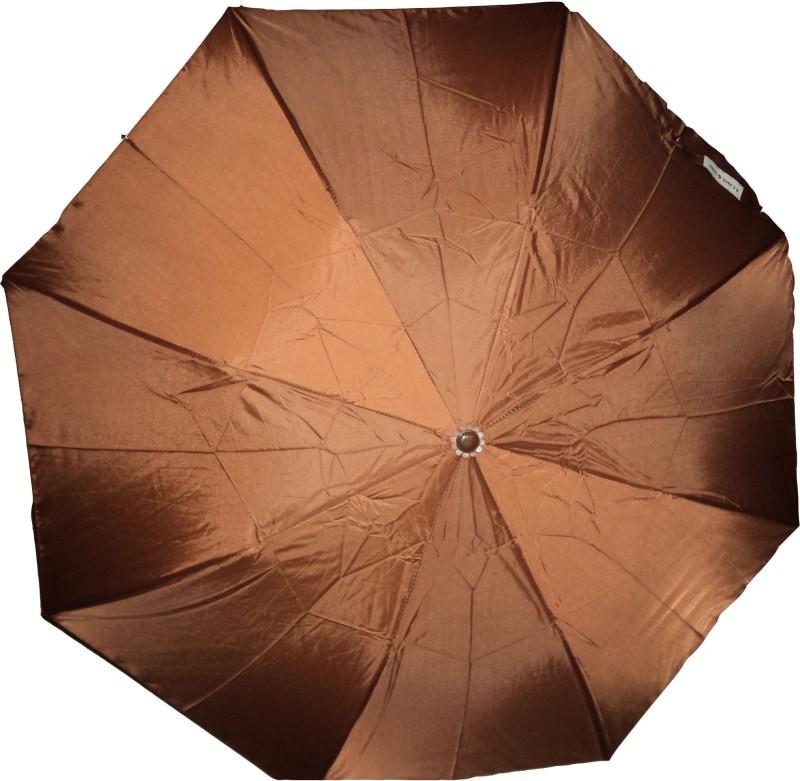 K.C Paul Soumi 2 Fold Umbrella(Bargandy)