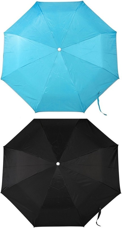 MISTOB M97 Umbrella(Blue, Black)