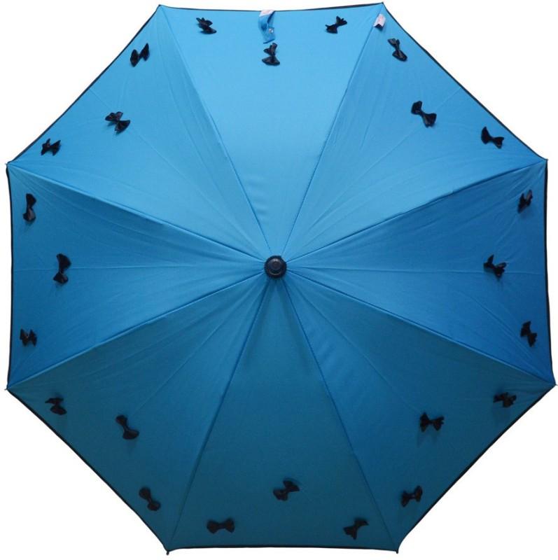Murano Stright English Color Designer Bow _400167_A Umbrella(Blue)