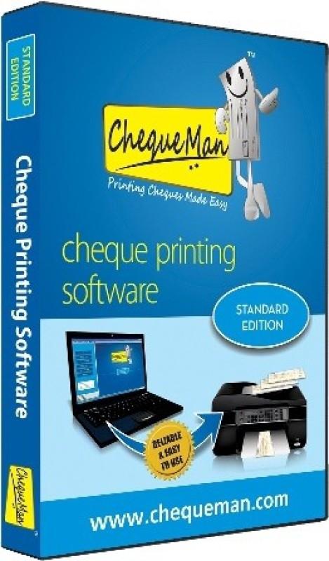 ChequeMan Standard Edition(1, 1 PC)
