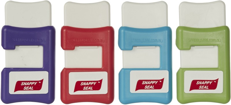 Howards Snappy Seal Multi colour Manual Vacuum Bag Sealer