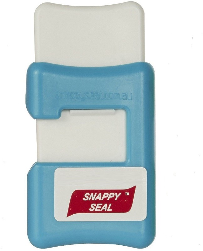 Howards Snappy Seal Blue Manual Vacuum Bag Sealer
