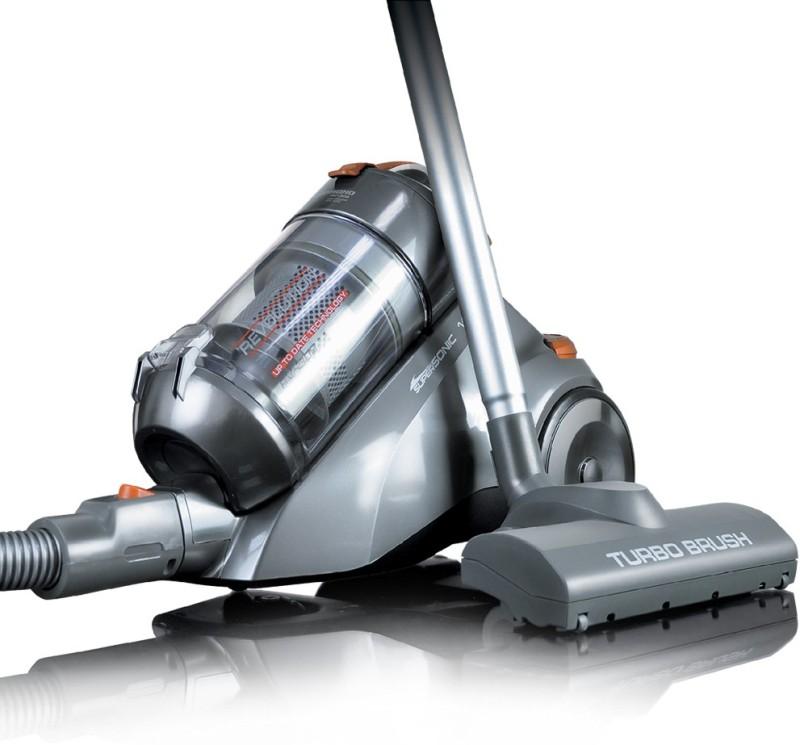 Redmond 1600W Multicyclone (8+1) HEPA filter, bagless Dry Vacuum Cleaner(Metallic)