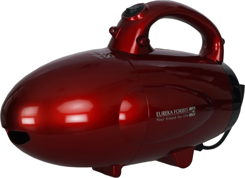 Eureka Forbes EASY CLEAN PLUS Hand-held Vacuum Cleaner(Red)