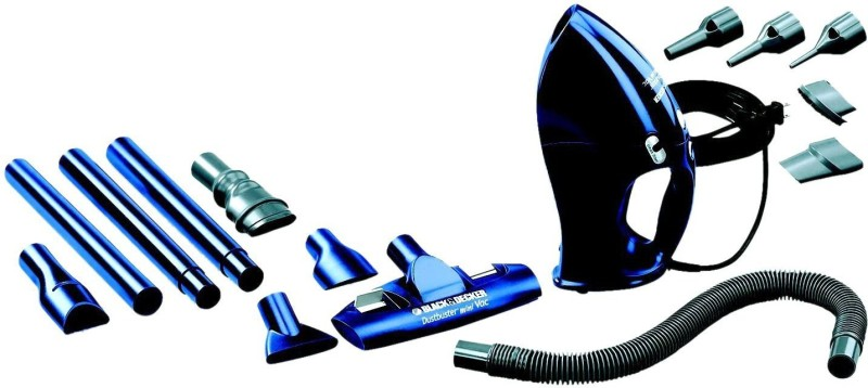 Black & Decker VH780 Hand-held Vacuum Cleaner(Blue)