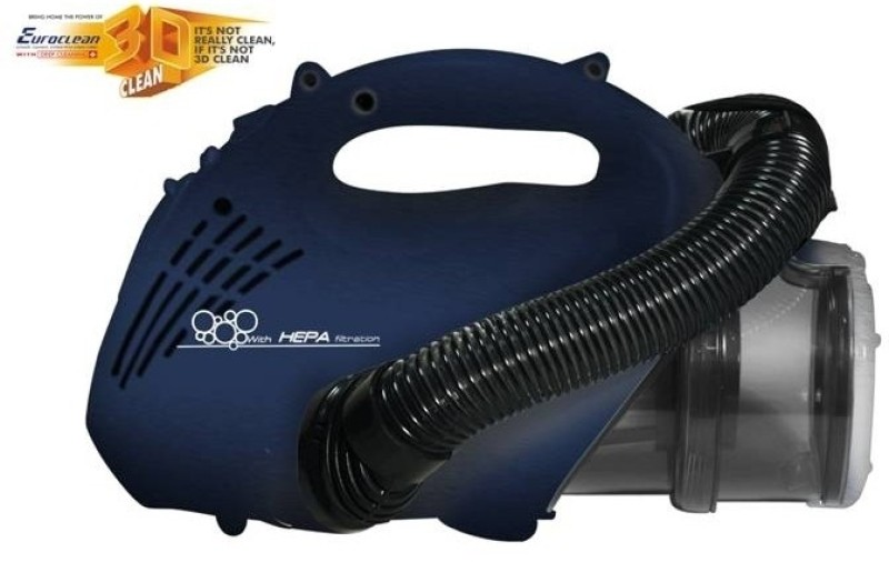 Eureka Forbes Bravo Hand-held Vacuum Cleaner(Blue and Silver)