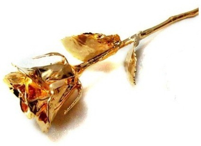 BIGINDIANSHOP ROSE GOLD Vase Filler(rose)