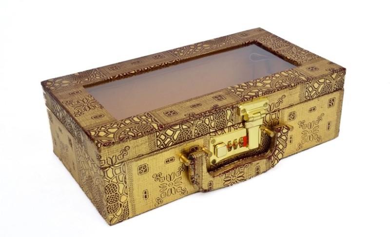 RB Jewels kangan Bangle Vanity Box(Golden)