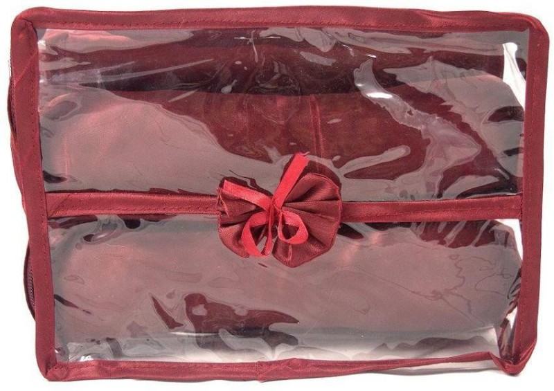 Ermani Export Transparent Churi and Bangles Box - Set of 2 Bangle Box Vanity Box(Multi-Color)