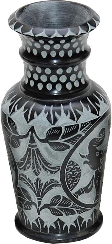 MNE CREATIVE BLACK MARBLE FLOWER POT Vase Filler(OFFICE & HOME PURPOSE)
