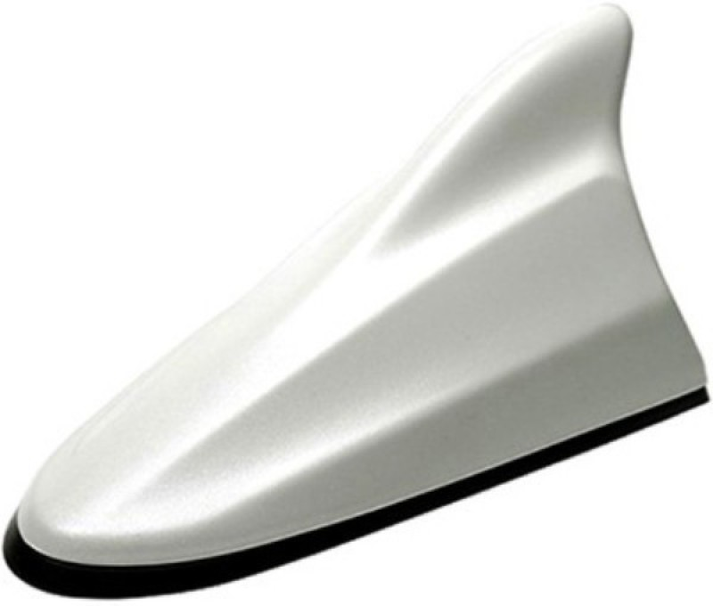 Kozdiko White Shark Fin Signal Receiver Hidden Vehicle Antenna