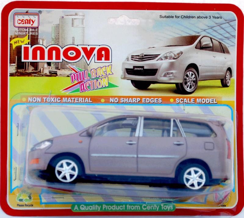 CENTY Toyota Innova MPV(Multicolor, Pack of: 1)